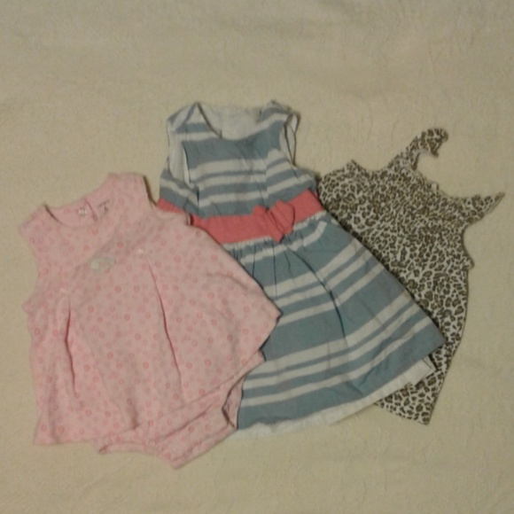 Carter's Other - 3 piece Bundle Baby Girl Summer Carter's 6 month